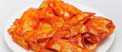 Balado Cassava chips