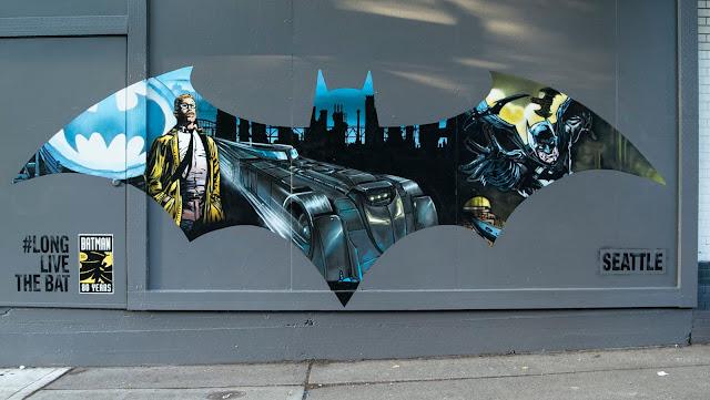 batman murals