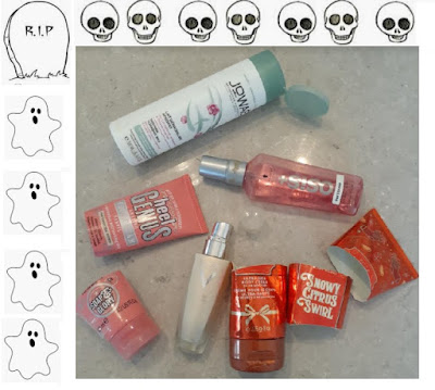 Gone but not forgotten - take 2 - products I have loved and lost and what I am ready to love (again)!