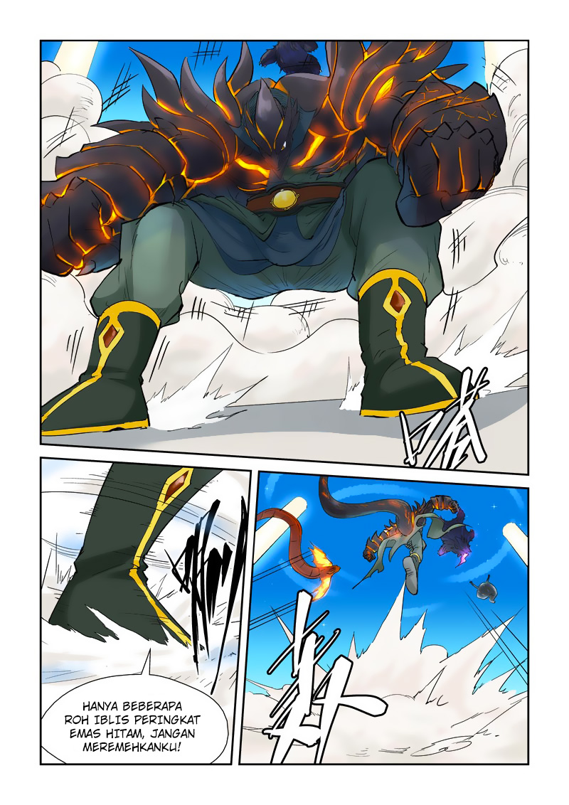Tales of Demons and Gods Chapter 126.5