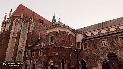 Kazimierz - przedmieście Krakowa