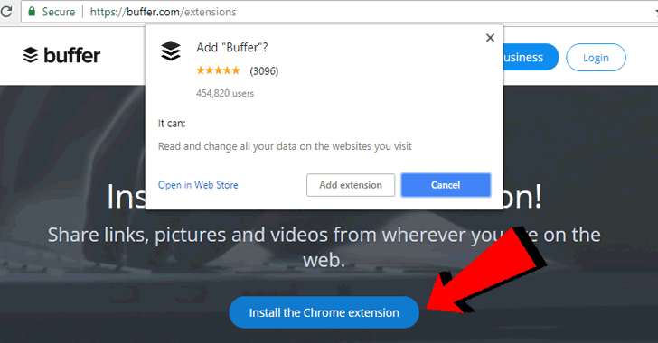 Google Blocks Chrome Extension Installations From 3rd-Party Sites