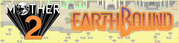 Banner Earthbound / Mother