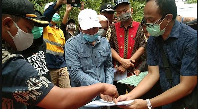 Keberatan dengan Proses Gugatan PT Padang Mulia VS Pemkab Bartim, PT AKK Buktikan IUP Miliknya Diluar Dari Obyek Sengketa