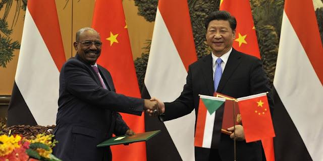 Di Sudan, Perusahaan China Gelembungkan Biaya Proyek Infrastruktur dan Suap Para Pejabat