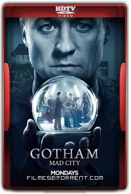Gotham 3ª Temporada Legendado Torrent 2016 HDTV 720p 1080p Download