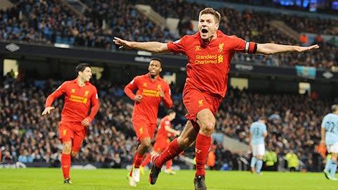 Chiến thắng của Liverpool trước Man City