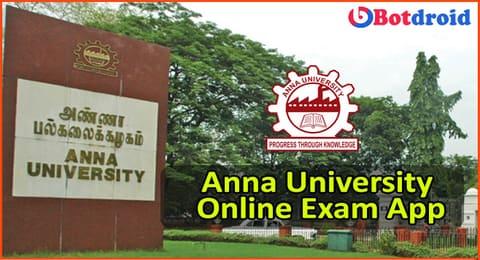 Anna University Online Exam Rules. Download (Safe Exam Browser) SEB App link for Mobile