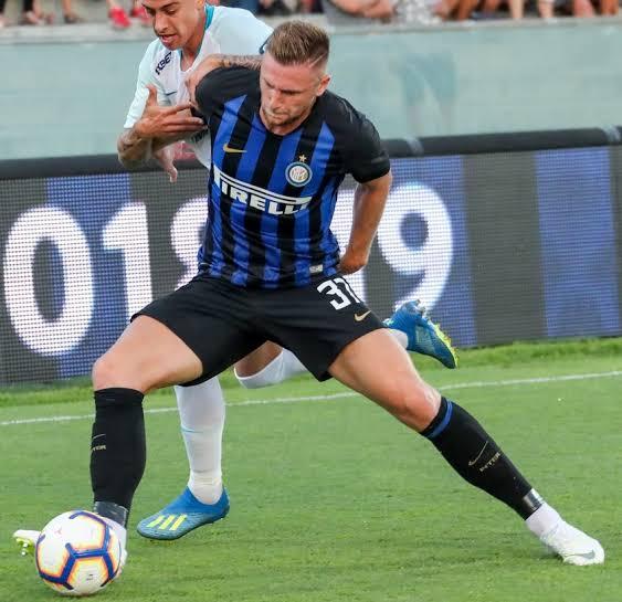 Tottenham have opened talks with Inter Milan for defender Milan Skriniar.