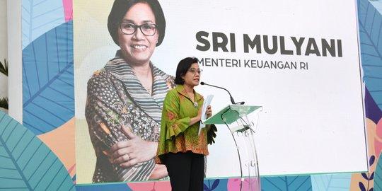 Lucu, Sri Mulyani Mengaku Sakit Perut Dengar Janji Kampanye Jokowi