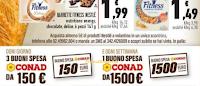 Logo Con Nestlè e Conad vinci buoni spesa da 150€ e da 1.500€