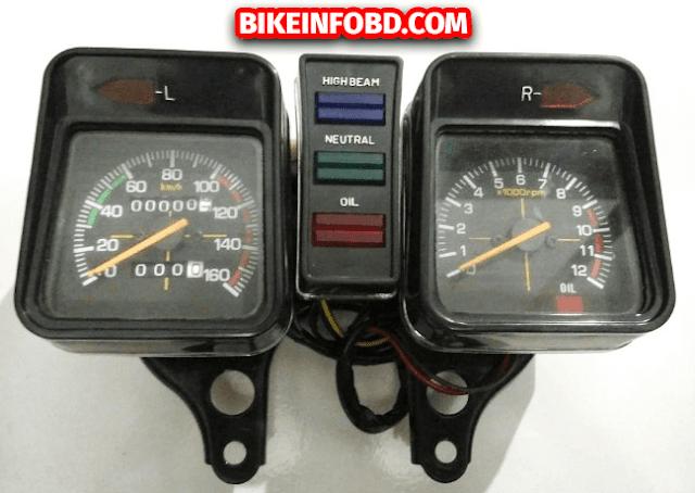 yamaha rxs 115 Speedometer