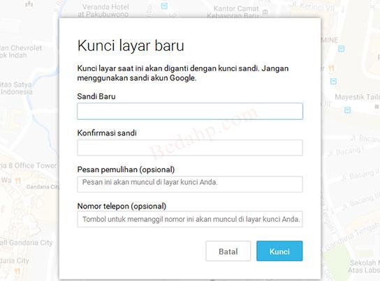 3 Cara Membuka Kunci HP Meizu Lupa Pola Sandi (PIN/Password)