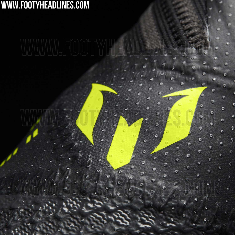Laceless Adidas Nemeziz Messi 17+ 360Agility Dust Storm ...