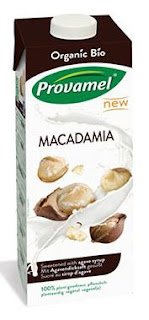 lait de noix de macadamia