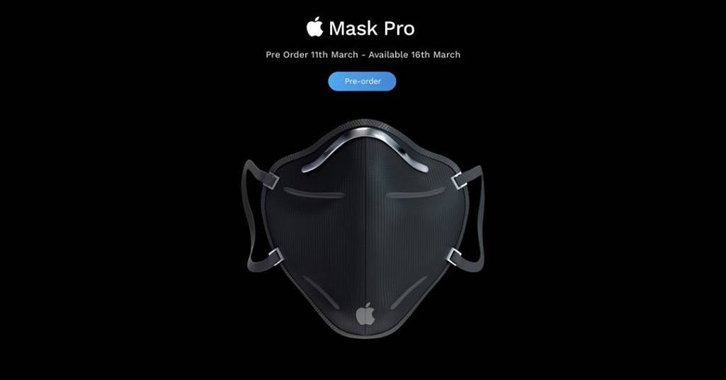 Apple Announces It Has Donated 10 Million Of Face Masks To Health Professionals