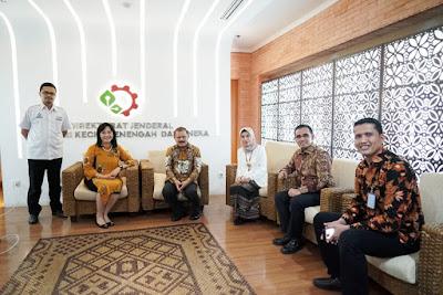 Dirjen IKMA Kementrian Perindustrian,  Sambut Positif Pembangunan Sentra IKM Coklat di Malibou Anai Padang Pariaman
