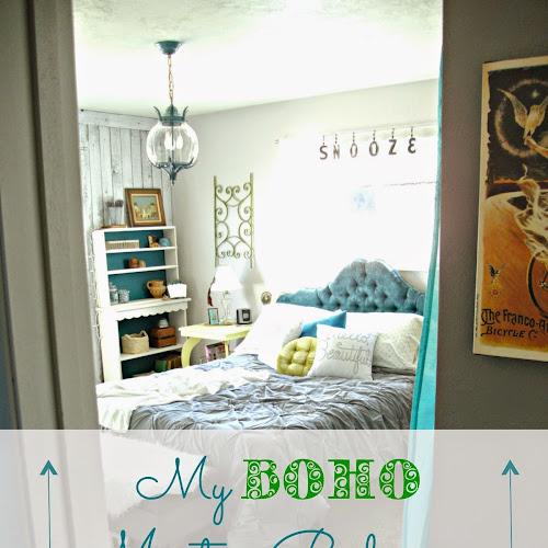 Master Bedroom Redo - The Big Reveal!