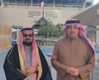 العلي يزور مملكة البحرين وسط أجواء من الحب والمودة