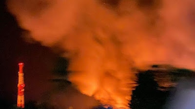 BREAKING NEWS: Rumah Warga Terbakar di Pompanua