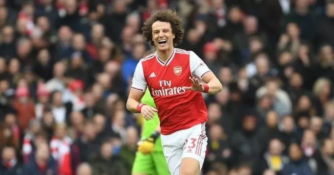 'I always had dream of working with him' - David Luiz opens up about Guardiola