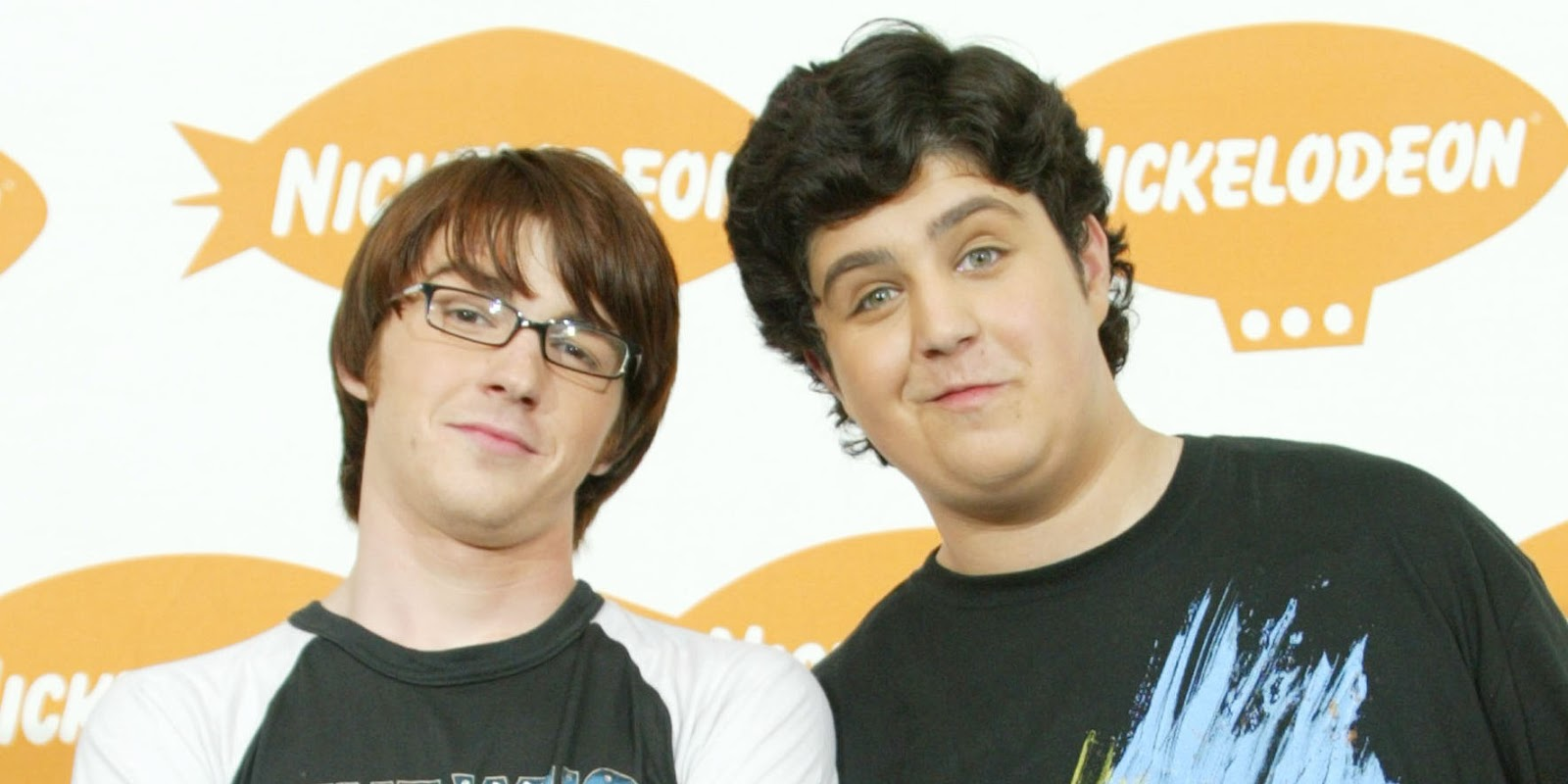 Drake and josh in a bra