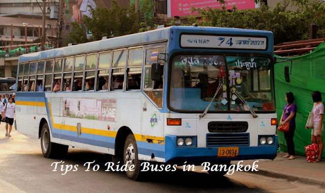 Tips To Ride Buses in Bangkok