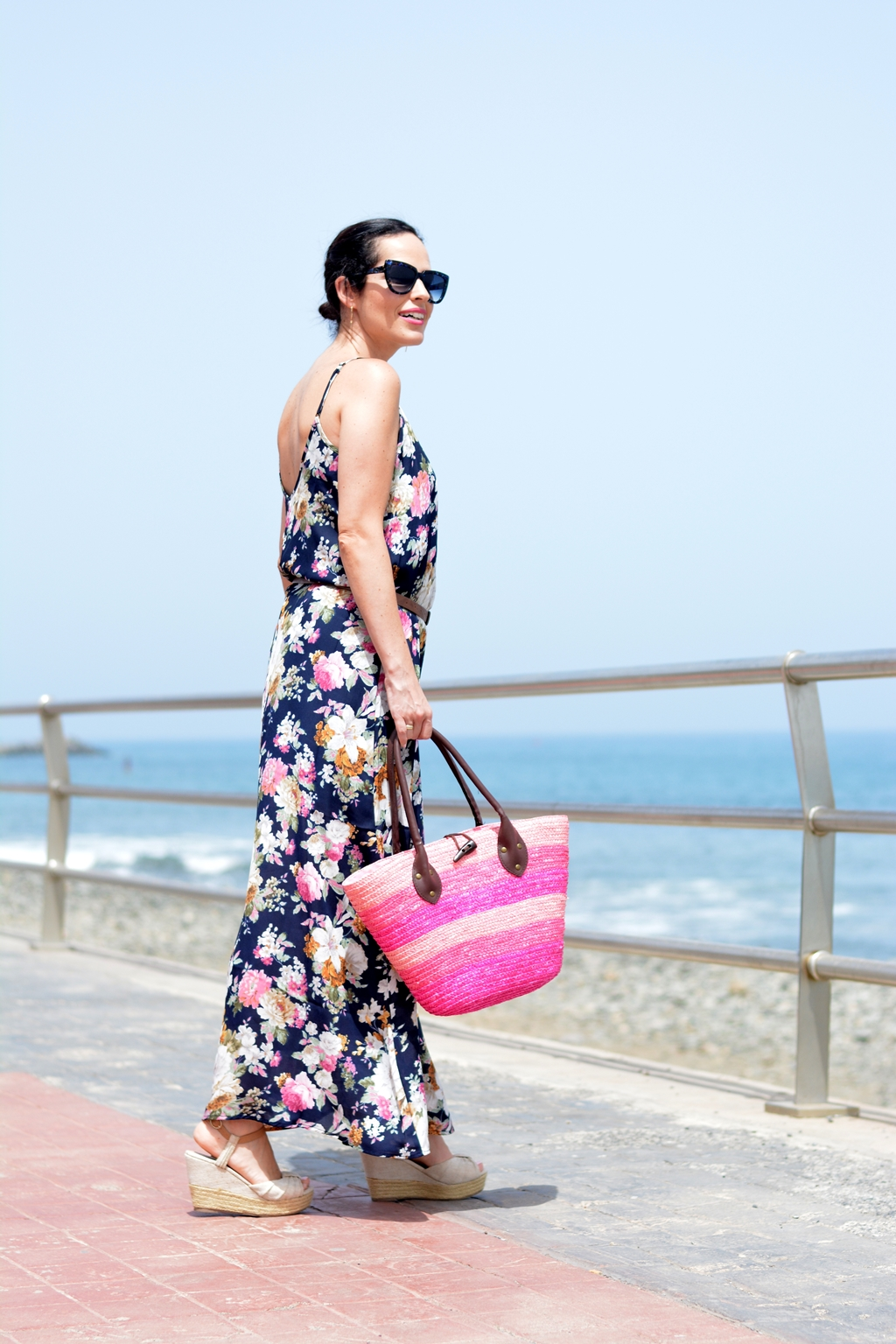 floral-maxi-dress-shein-streetstyle