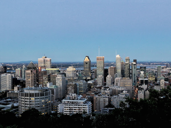 Lettre d'amour à Montréal