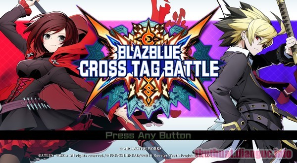 tie-smallDownload Game BlazBlue: Cross Tag Battle Full Crack