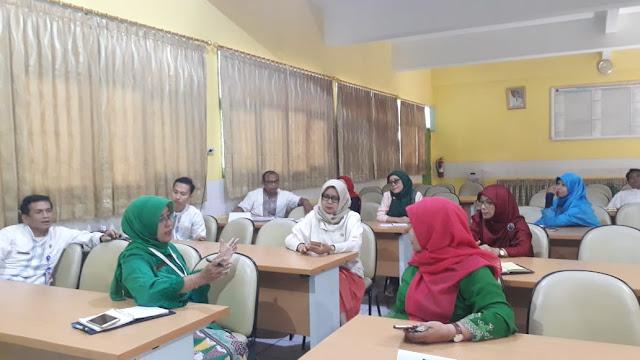 Rapat Penentuan RKAS Kordinator Mapel SMAN 110
