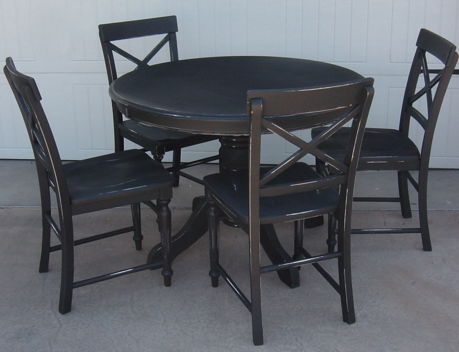 8 Chair Kitchen Table Outdoor Sets The Backyard Boutique By Five To Nine Furnishings Pier