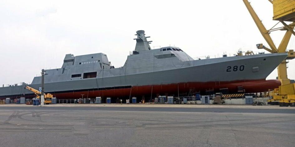 Океану дозволили будувати та ремонтувати кораблі ВМСУ