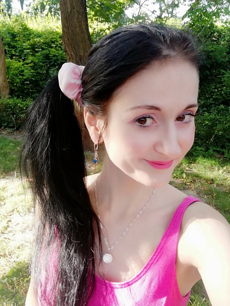 Mohito kolorowe gumki do włosów