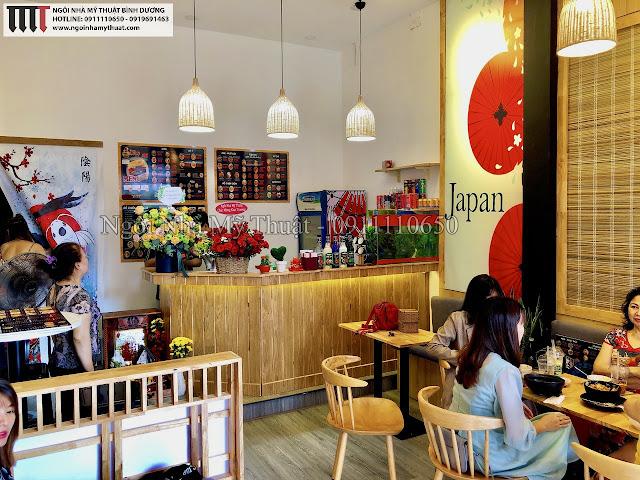 Xây dựng quán ăn, quán nước tại Thủ Dầu Một