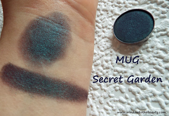 MUG Secret Garden Duochrome SWATCH