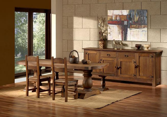 Comedores r sticos cocinas modernass - Muebles cocinas rusticas ...