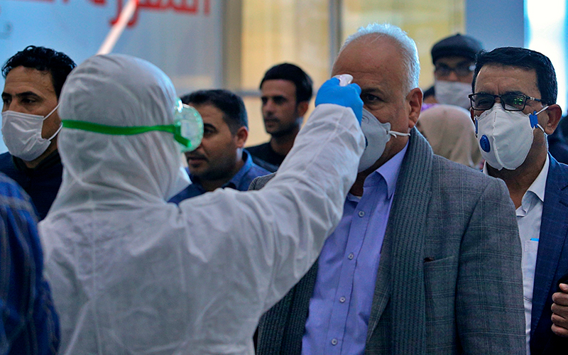Ngeri, Di Iran 1 Orang Meninggal Setiap 10 Menit Akibat Corona