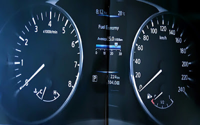 Gambar Fitur Advanced Driver Assist Display Nissan X-Trail