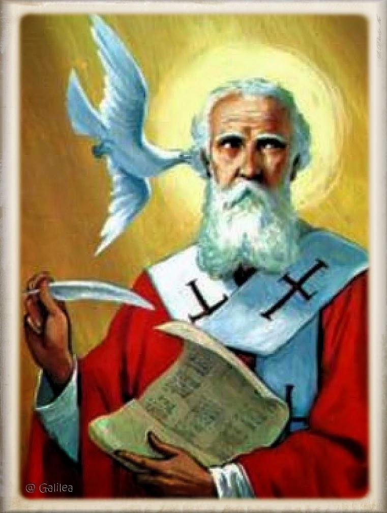 Jesús El Tesoro Escondido San Basilio Magno 2 De Enero