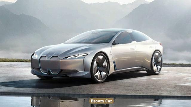 بي ام دبليو تسعى لاطلاق سيارة i4 الكهربائية التي ستصل في عام 2021