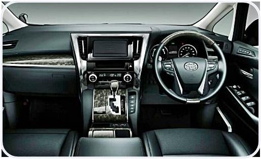Toyota Vellfire 2017 Reviews   Auto Toyota Review