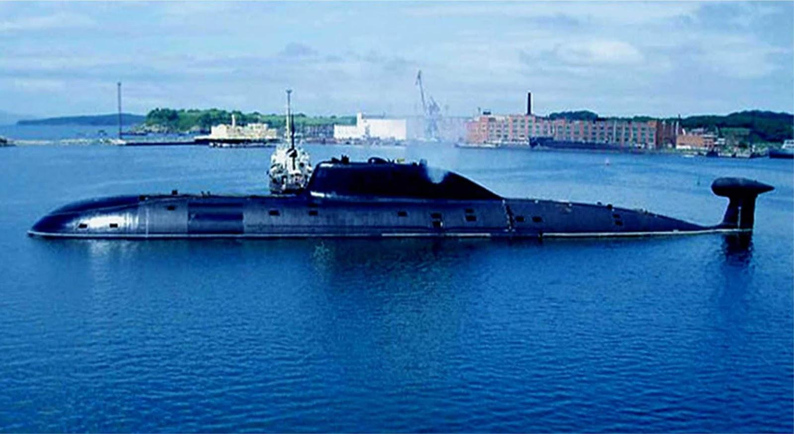 Kapal selam nuklir pertama India Arihant menyelesaikan patroli laut perdana
