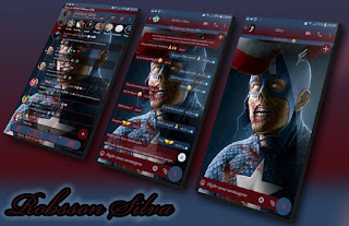 America Zumbie Theme For YOWhatsApp & Fouad WhatsApp By Robsson