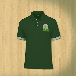 desain kaos polo ber logo provinsi aceh - kanalmu