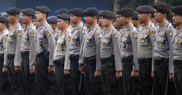syarat minimal tinggi badan polisi
