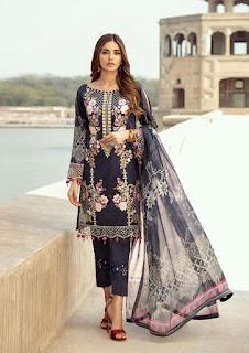 Apna Cotton Saniya vol 4 Karachi Pakistani Dress