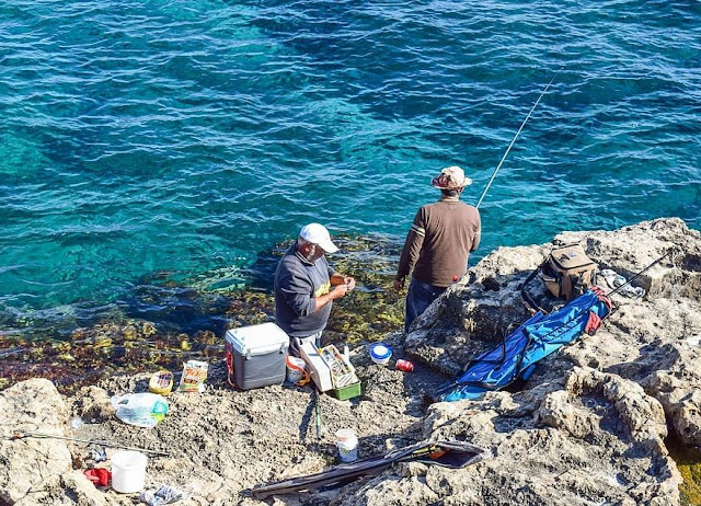 1. Teknik Mancing Rockfishing