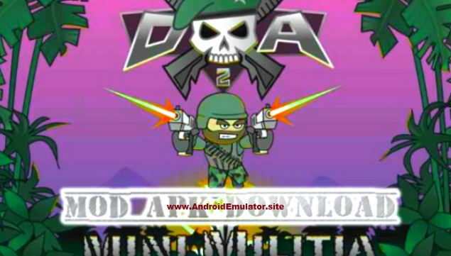Mini Militia Mod Apk Doodle Army 2 Download For Android Ios 2019