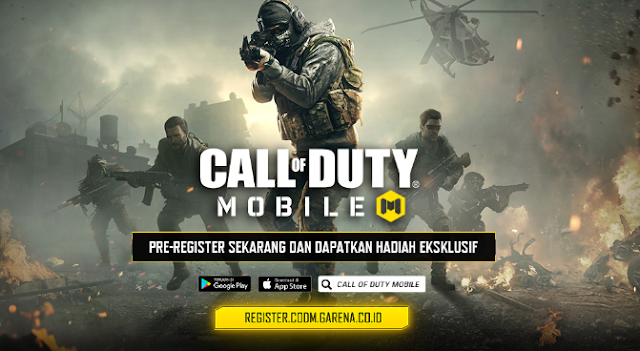 Cara Top Up CP Call of Duty Mobile Garena Via Pulsa